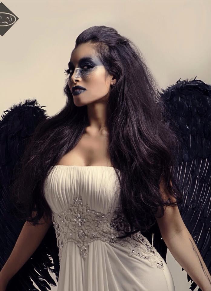 Female model photo shoot of Pia Lara in Vinyl Classic Studios