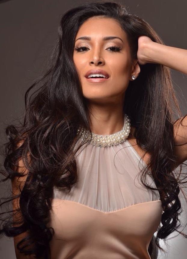 Female model photo shoot of Pia Lara in JB's Studio