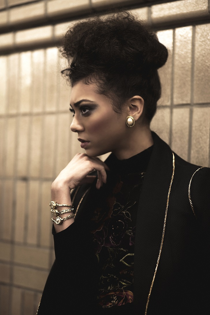 Female model photo shoot of SUNDAWSON in New York, New York