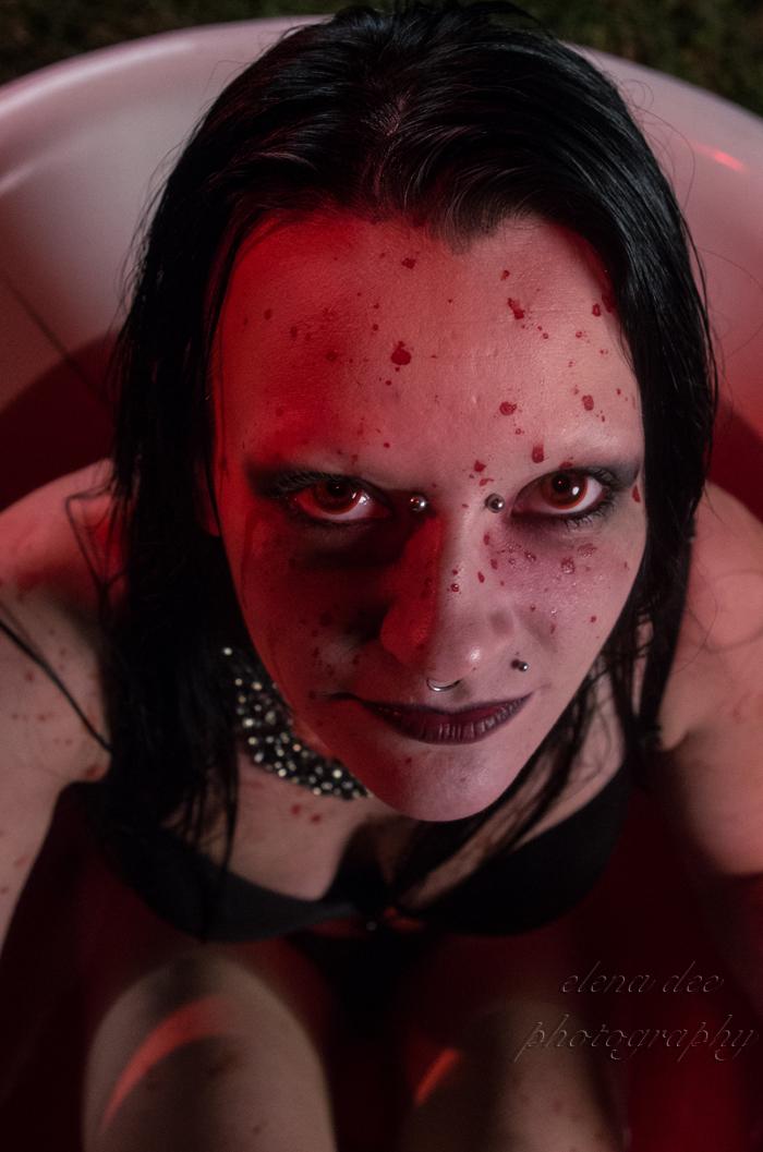 Female model photo shoot of JessicaRenae  in (Only) Flesh Farm