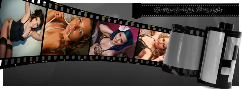 Female model photo shoot of Christine Erickson