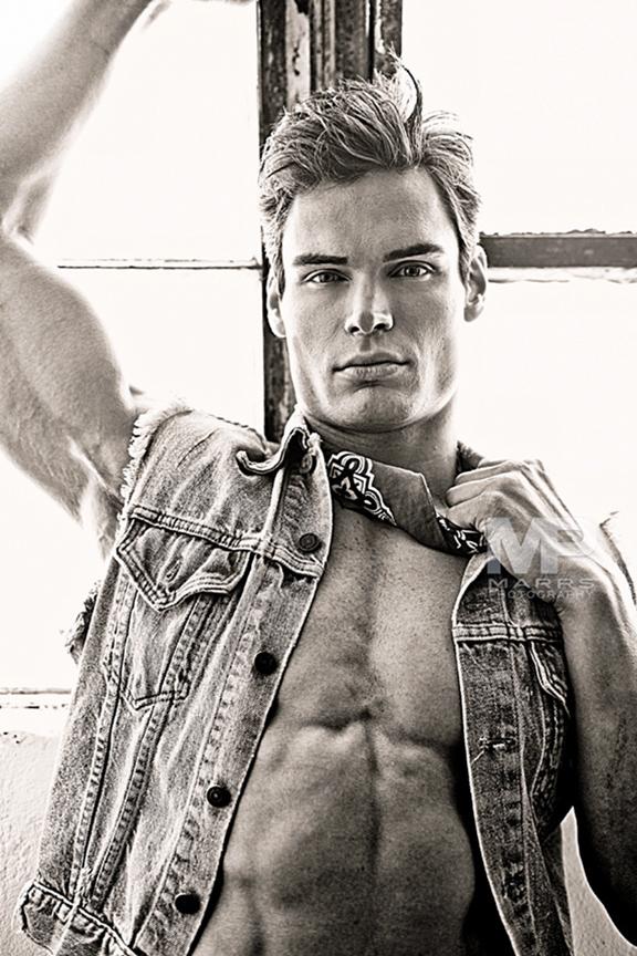 Male model photo shoot of Marrs International