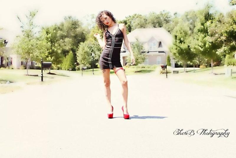Female model photo shoot of CassieJames90 in Charlotte NC