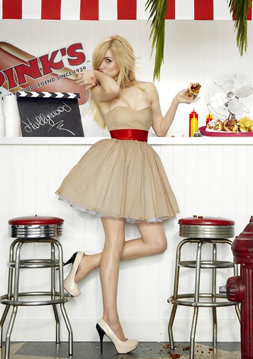 Female model photo shoot of Allison Parris in Los Angeles, CA
