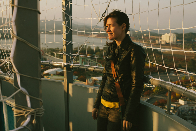 Female model photo shoot of Lauren NYC