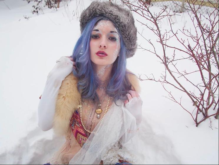 Female model photo shoot of BiancaM