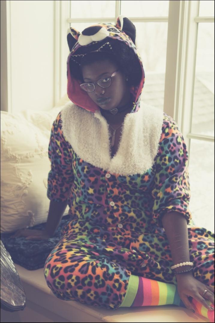Female model photo shoot of Chibi_