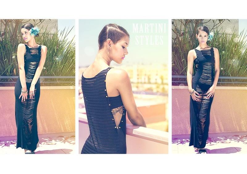 Female model photo shoot of StyleByMaki