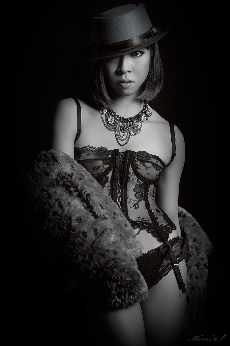 Female model photo shoot of StyleByMaki and aglaiamaki
