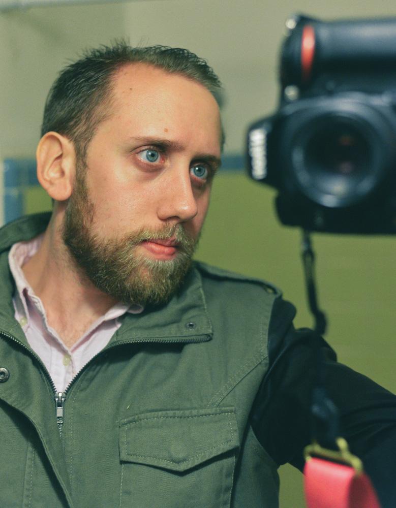 Male model photo shoot of William Brand Photo