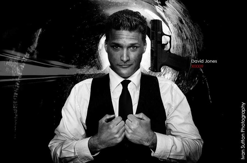 Male model photo shoot of Daimon4u by ivansutton in 007 Skyfall background