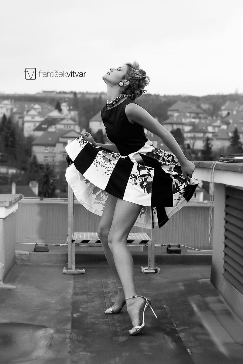Female model photo shoot of LiliVanili