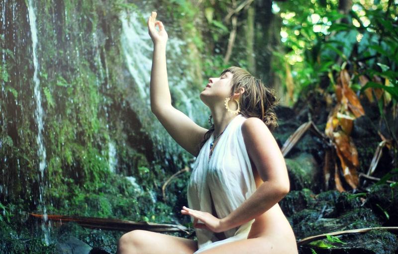 Female model photo shoot of Alyssa Love in maui