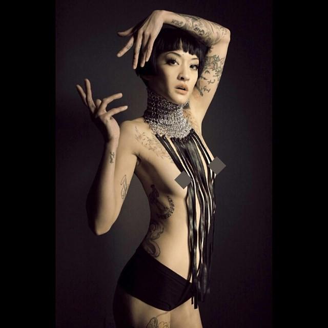 Jen Unbe, Model, Toronto, Ontario, Canada