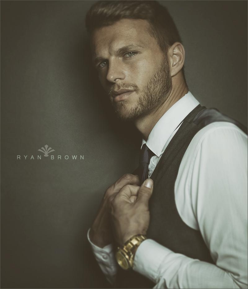 Male model photo shoot of Ryan Phillip Brown