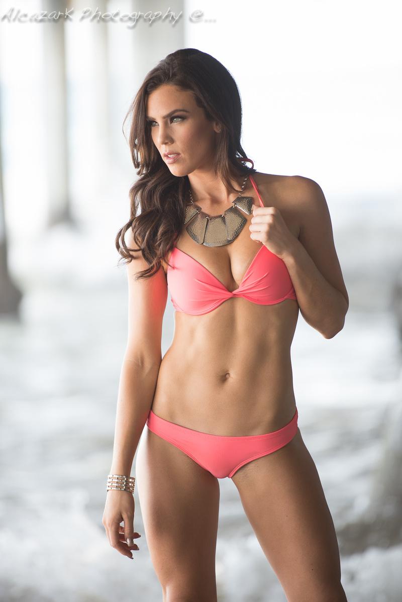Brittany Danae Wagner Model Burbank California Us