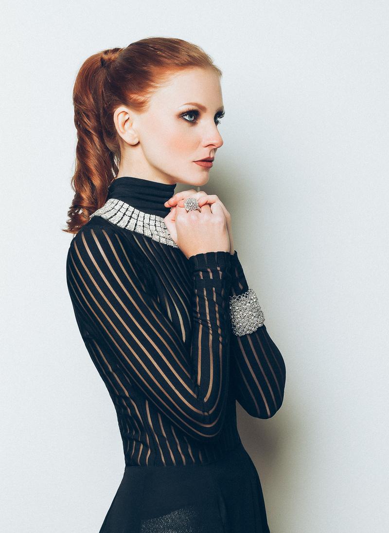 Female model photo shoot of Inara Naranjo, makeup by Elfie Simon