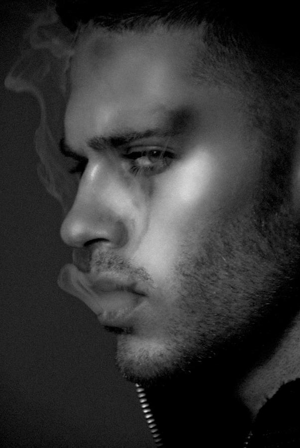 Male model photo shoot of CJ Rivera