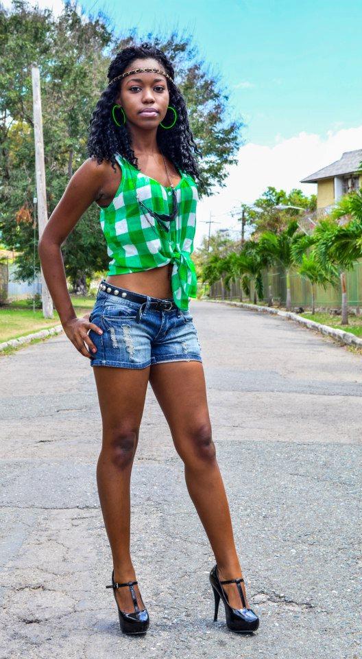 Female model photo shoot of Tiny_Tee in Edna Manley , Jamaica