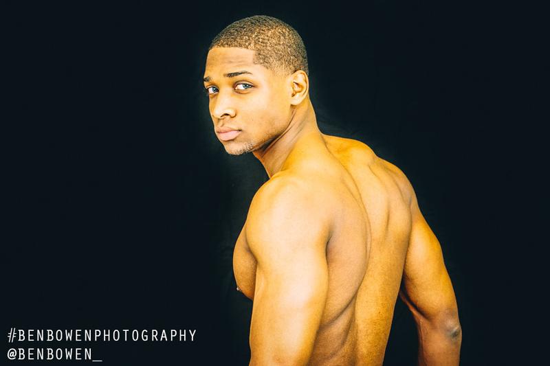 Male model photo shoot of Ben Bowen in New Haven