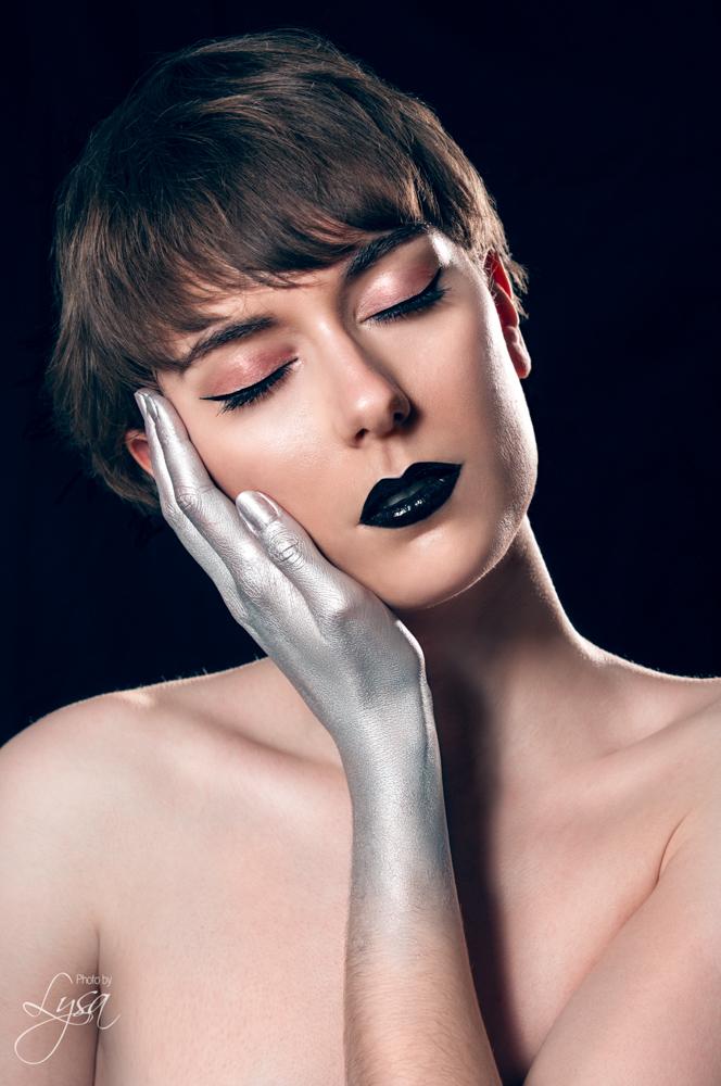 Female model photo shoot of Kirstine Granzow