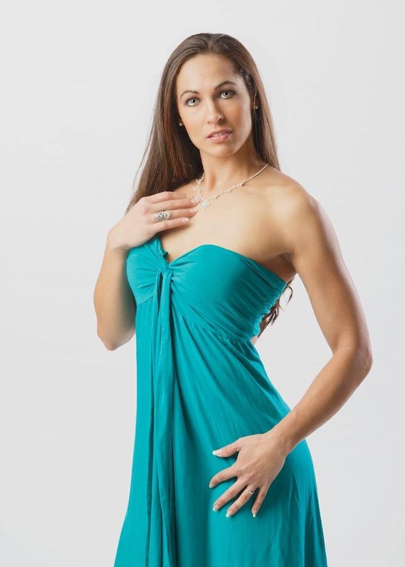 Female model photo shoot of c_luzmira by J Slaughter