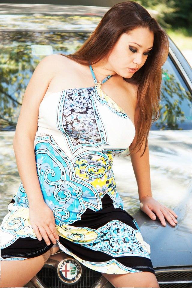 Female model photo shoot of lucyNguyen
