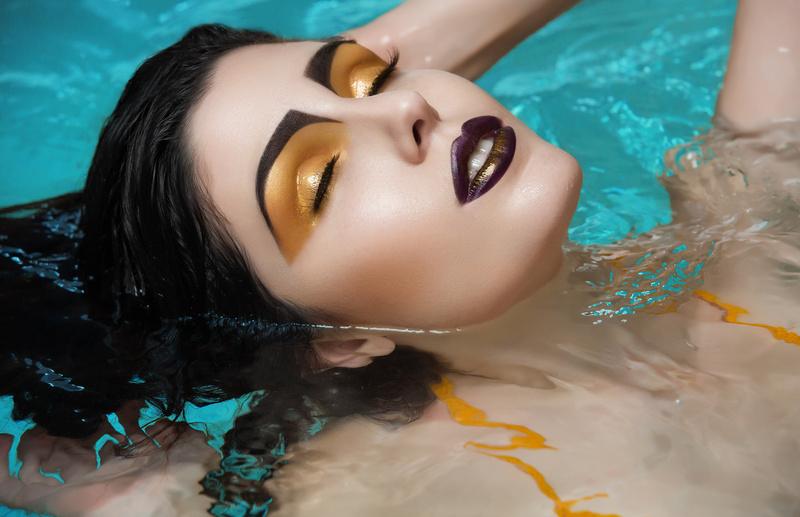 Female model photo shoot of Jade Antonie by Kendra Paige