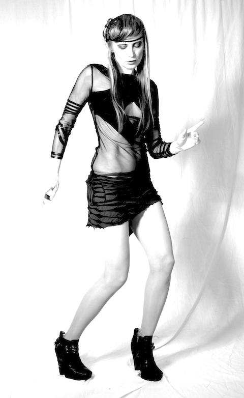 Female model photo shoot of Irina Sheba