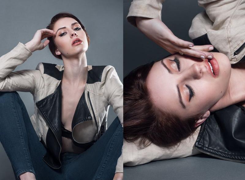 Female model photo shoot of Connie Downs by Nina Hawkins