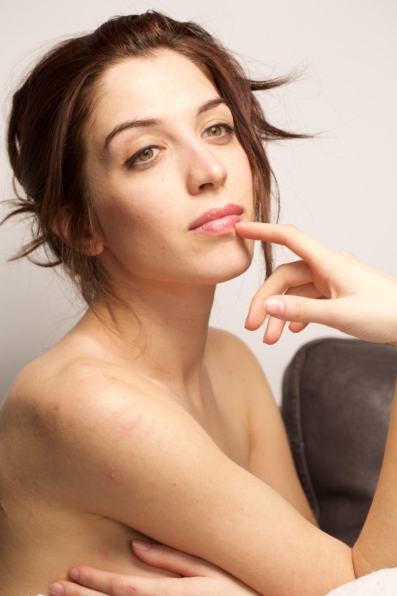 Female model photo shoot of Mel Salem in Melbourne, Australia