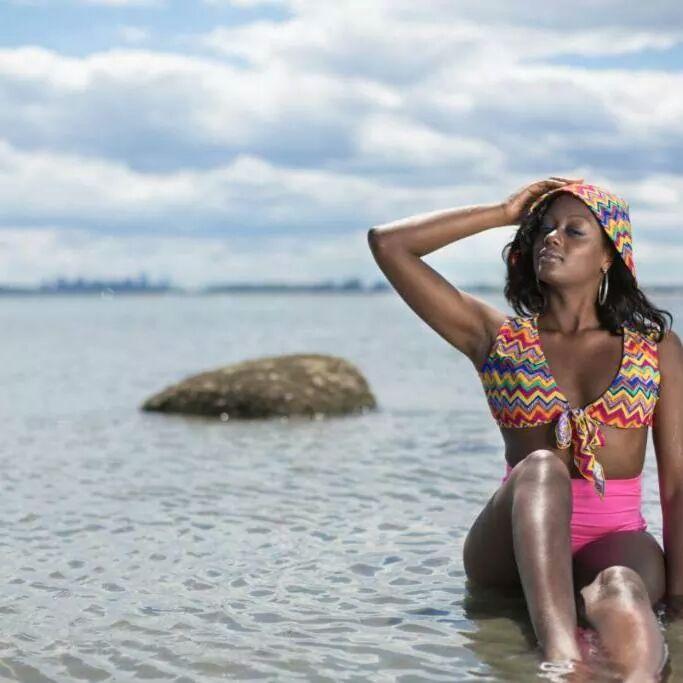 Female model photo shoot of Tranea Perry