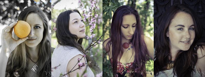 Female model photo shoot of ValerieSoldate in Sonoma County