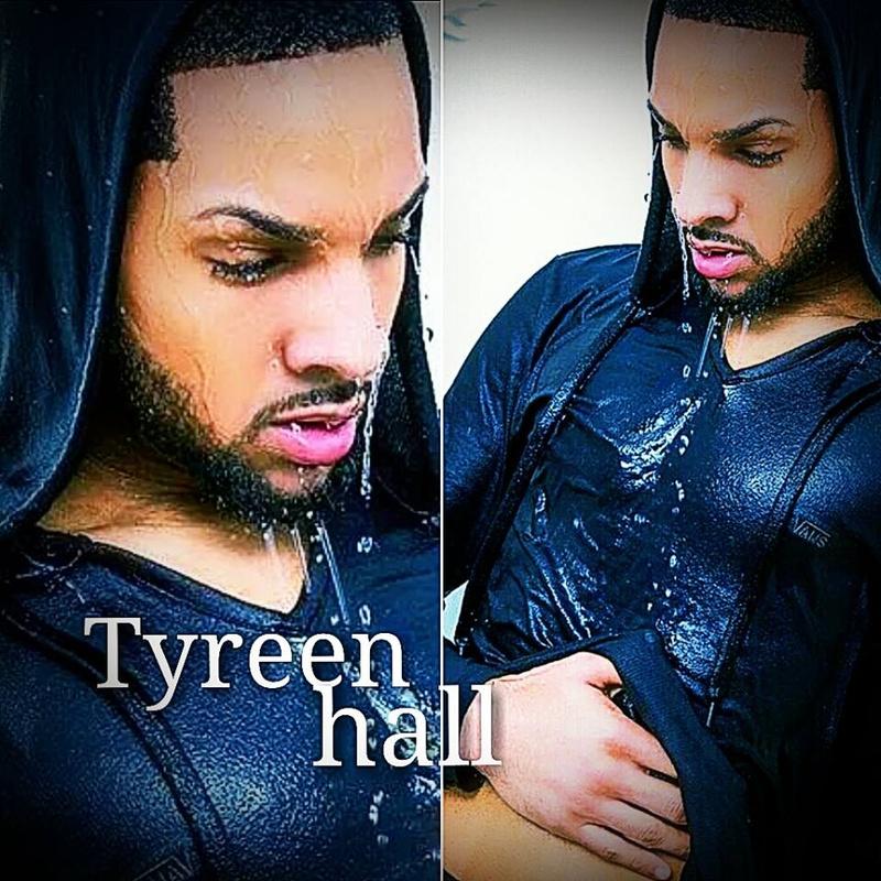 Male model photo shoot of tyreen hall