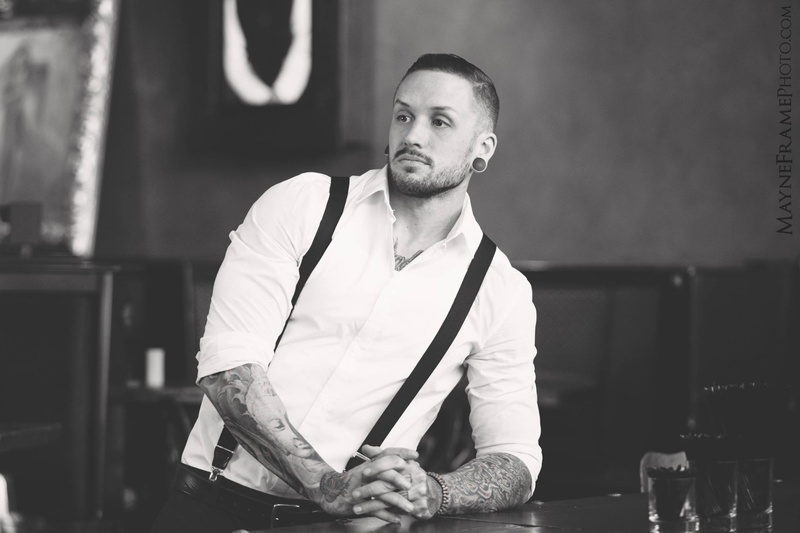 Male model photo shoot of KyCalvinRose in Boise, ID
