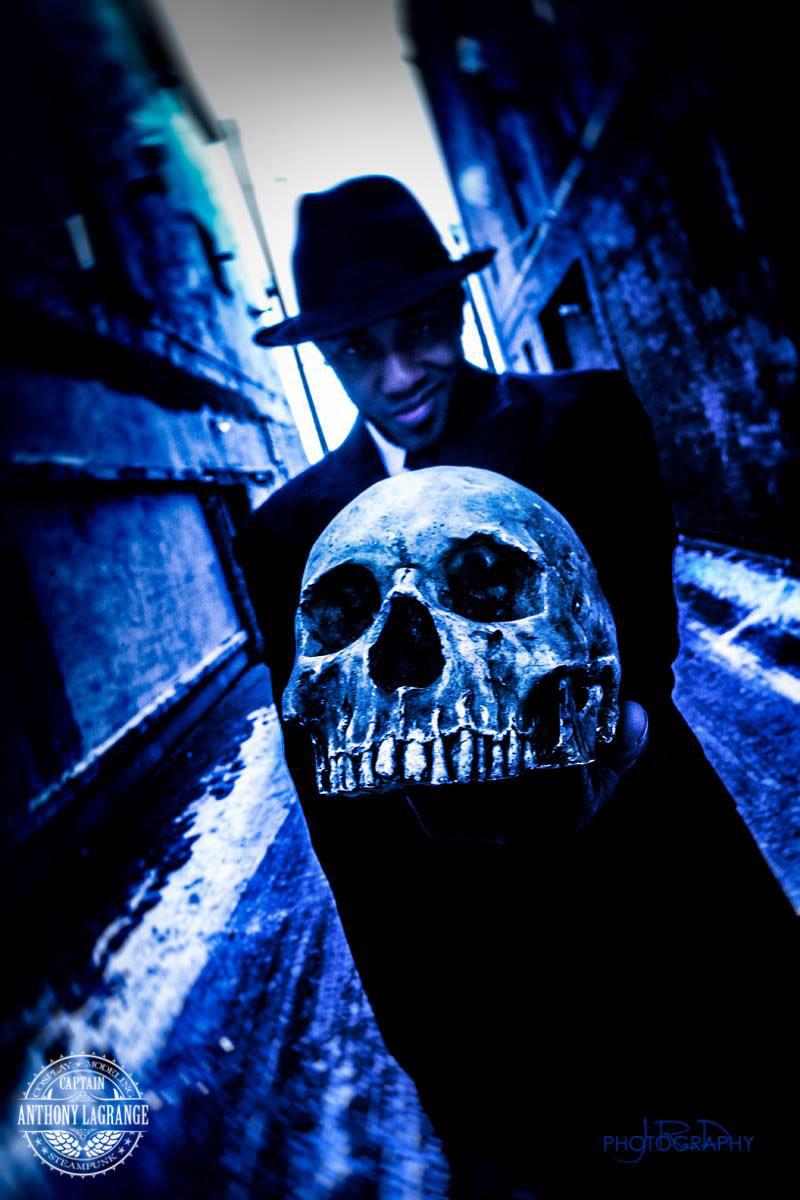 Male model photo shoot of Anthony LaGrange in Newark, Ohio