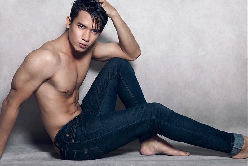 Male model photo shoot of Rico RYANO in Bandung, Indonesia