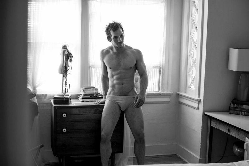 Male model photo shoot of Greg McKeon by Menelik Puryear Photo in Los Angeles, CA