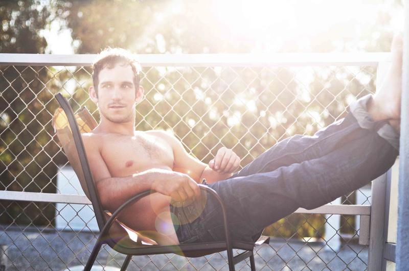 Male model photo shoot of Greg McKeon