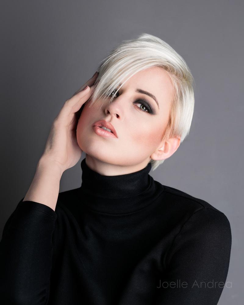 Female model photo shoot of Makeup By SJ