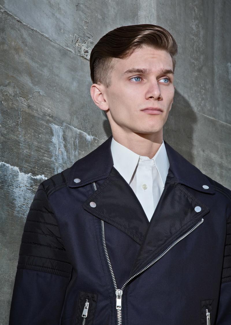 Male model photo shoot of BJ Hunstad by Ben Wheeler in Los Angeles