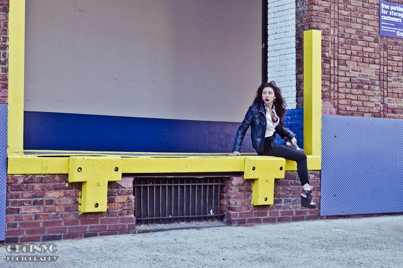 Female model photo shoot of Alina Misss by GKofNYC
