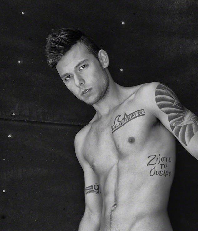 Male model photo shoot of Nick Mascardo by Southwest Photography