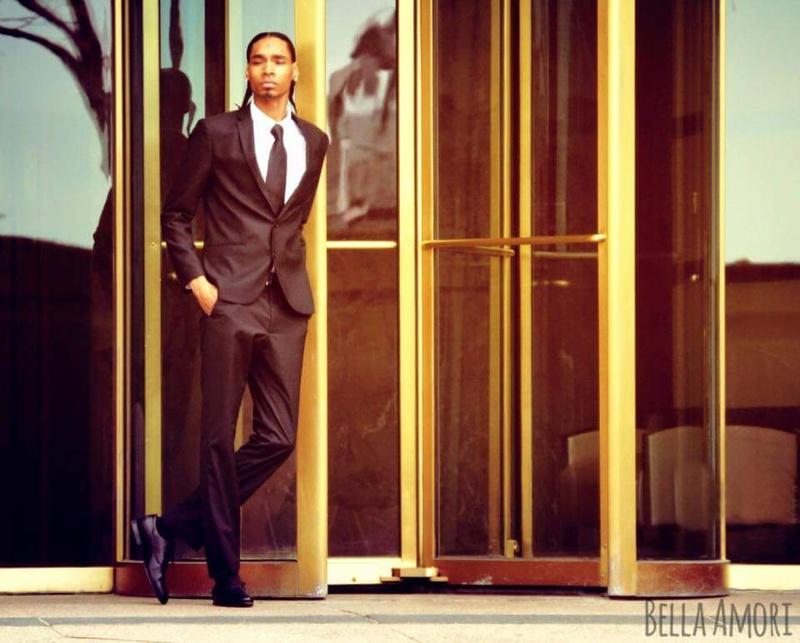 Male model photo shoot of Michael A Dunston