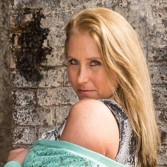 Female model photo shoot of Erika Erzsebet in Fort Pickens Florida