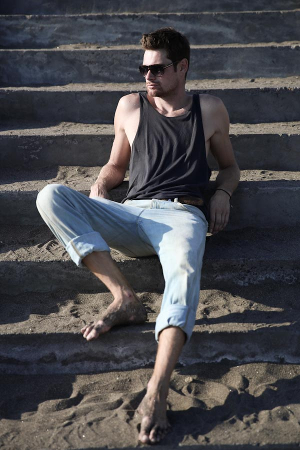Male model photo shoot of Andy F in Bali