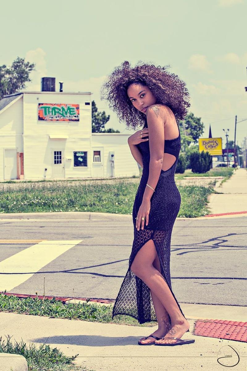 Female model photo shoot of Jana Jones Photographie in Columbus, IN.