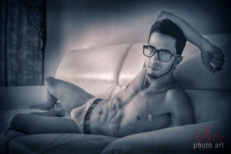 Male model photo shoot of Gabe