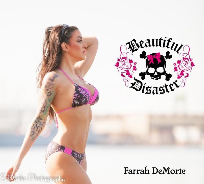 Female model photo shoot of Farrah DeMorte