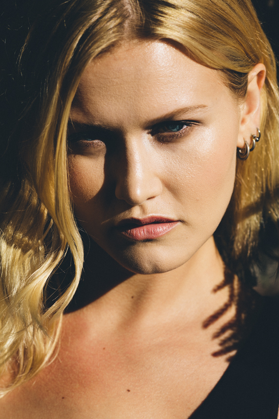 Female model photo shoot of Amy Prado Makeup